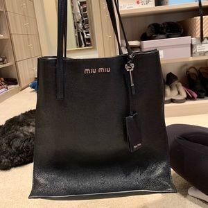 Miu Miu Shopper Tote